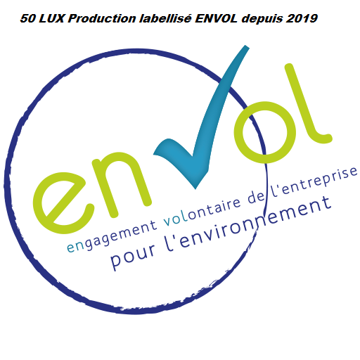 50 LUX Production labellisé ENVOL